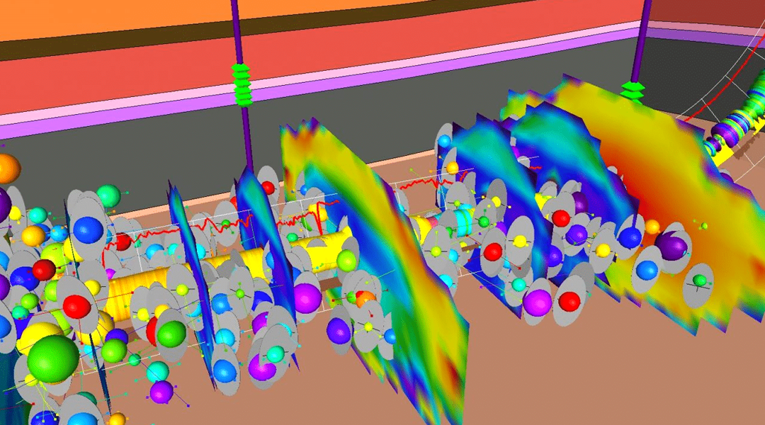 Identifying Oil Field Best Practices Through 4D Visualization