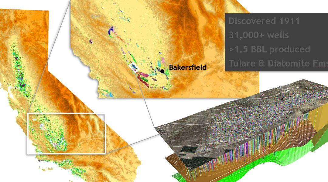 InSAR Analysis of the Belridge Field