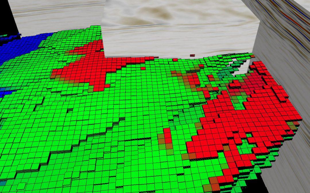 Forward Seismic Modeling in a North Sea Reservoir