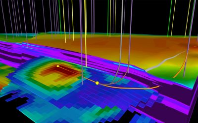 Directional Well Planning Using Comprehensive 3D Visualization
