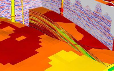 Seismic Reservoir Monitoring Through Visualization